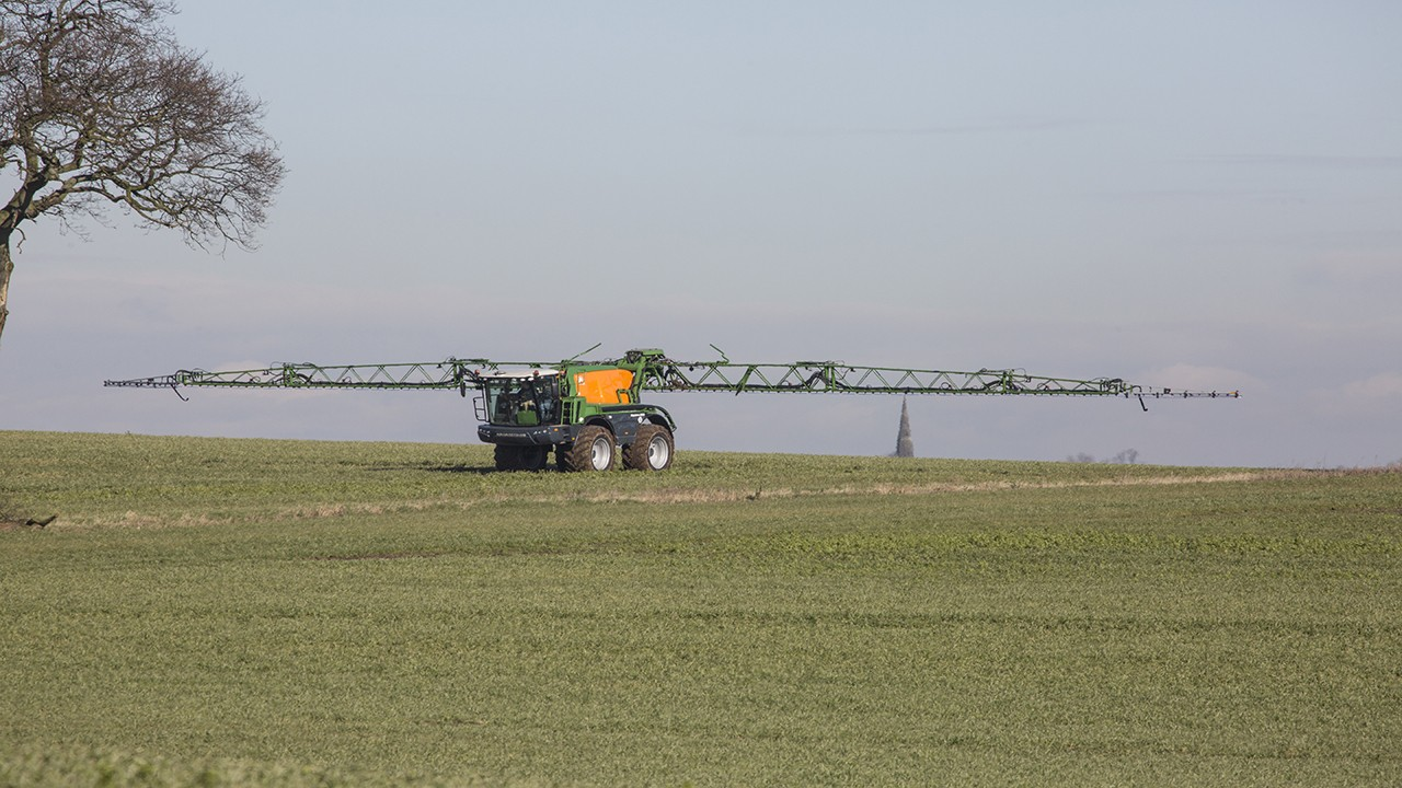 The National Self-Propelled Sprayer Demo Day