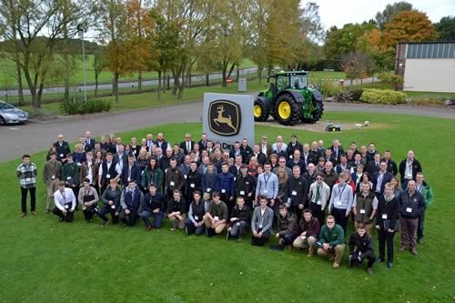 John Deere firsts for apprentice training
