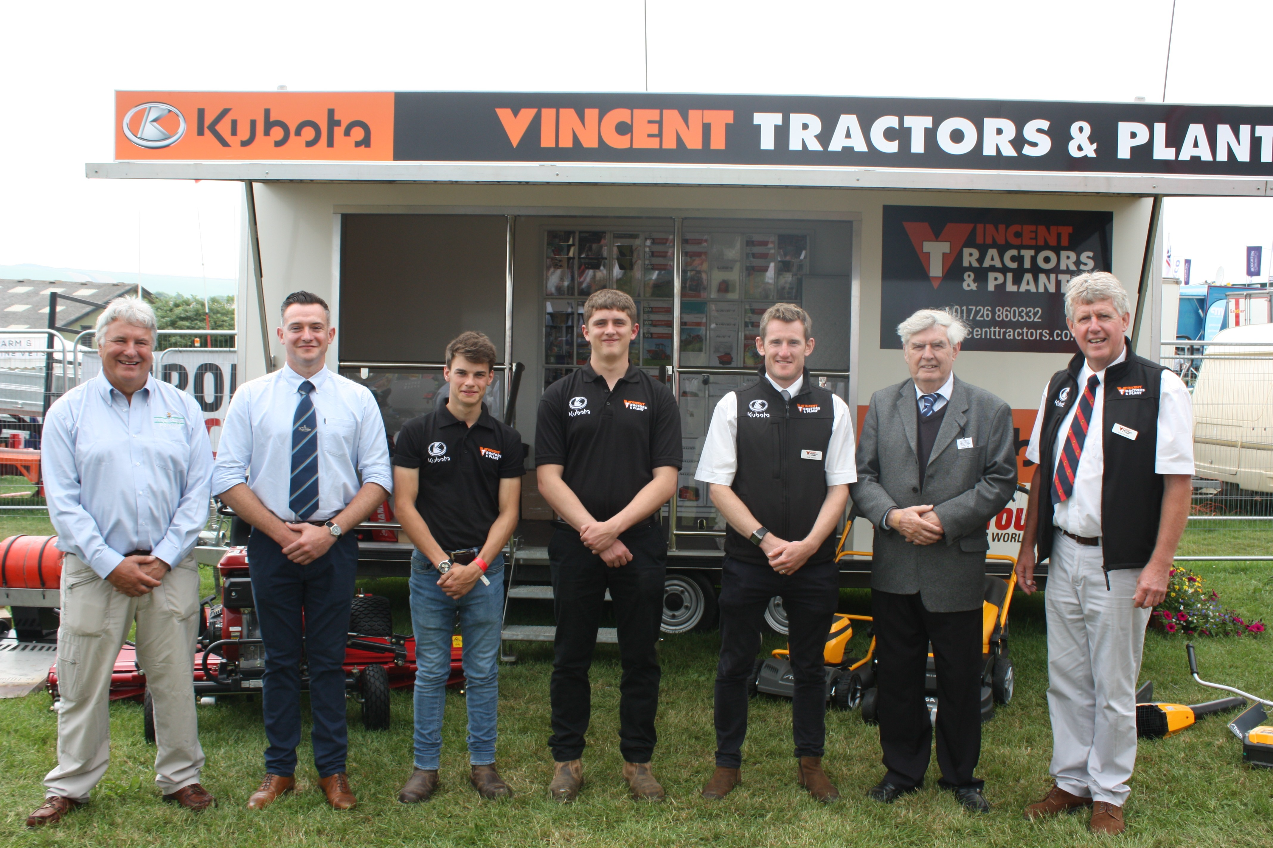 Popular tractor scholarship returns for third year