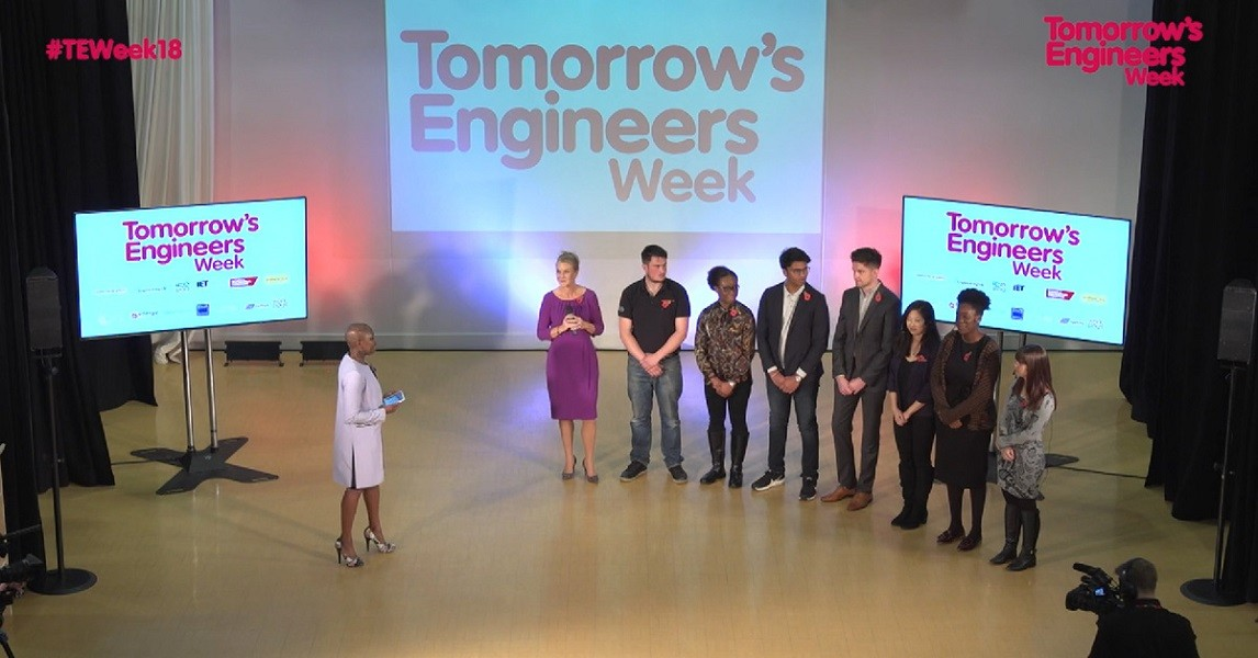 Tomorrow's Engineers Week ends following record-breaking week of activity