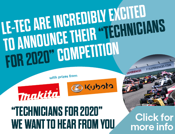 Launch of LE-TEC Technicians for 2020 competition